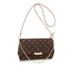 NEW! - Favorite MM - LOUIS VUITTON Monogram Bag